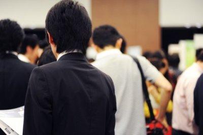 マッチングイベントに参加する学生