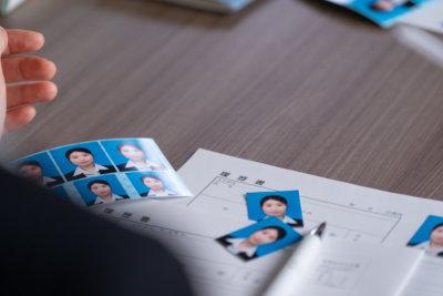 履歴書写真の髪型 印象