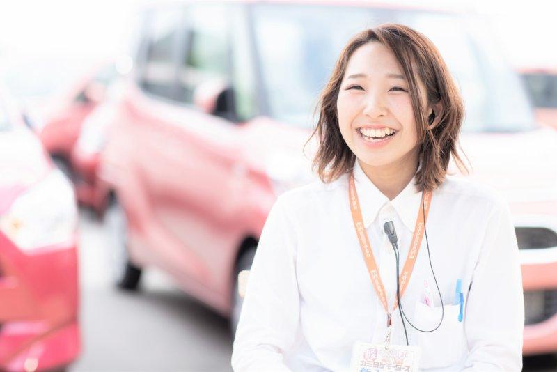 【カミタケモータース】「第2の青春」ができる企業