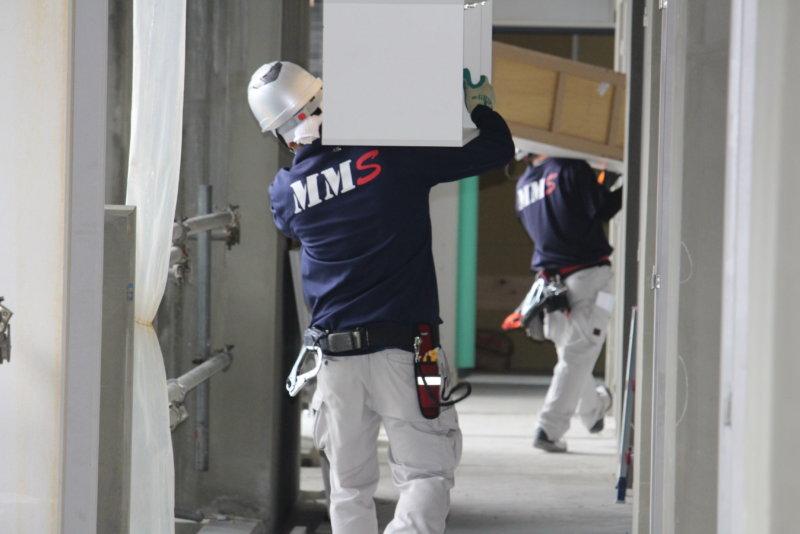 【株式会社マグナムメイドサービス】安心して働ける会社がここにある。